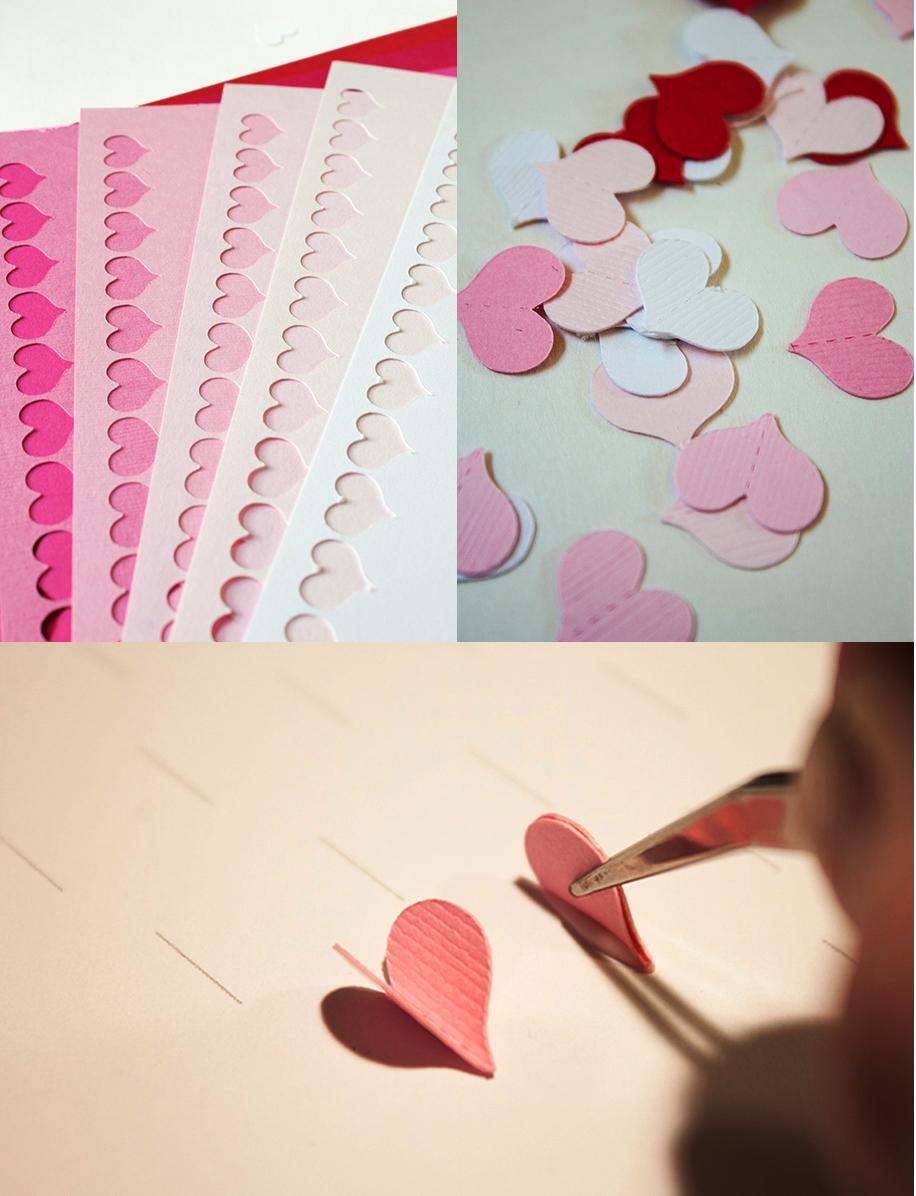 Сделать подарок на валентина своими руками